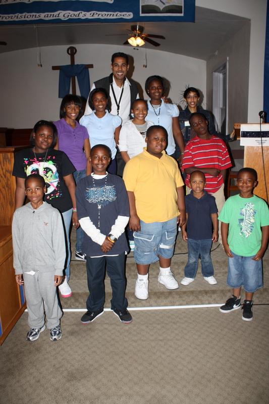 South Side Participants